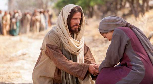 Jesus had compassion on the woman caught in adultery. But, he also said,