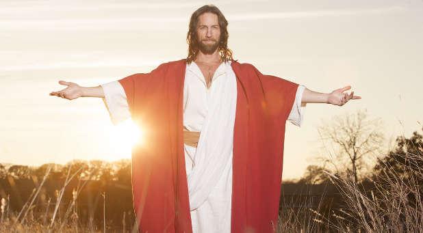 Jesus-politician