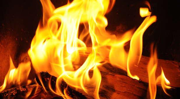 Fire-holy-spirit